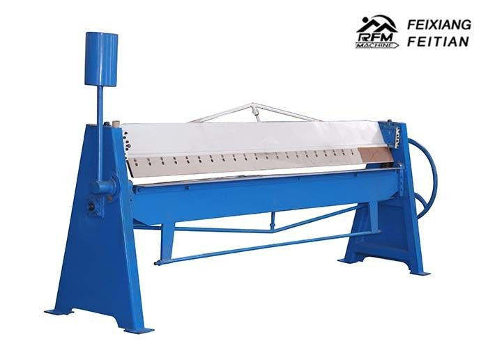 Size Customized Cutting And Slitting Machine 3.2m Width Manual Sheet Metal Folding Machine